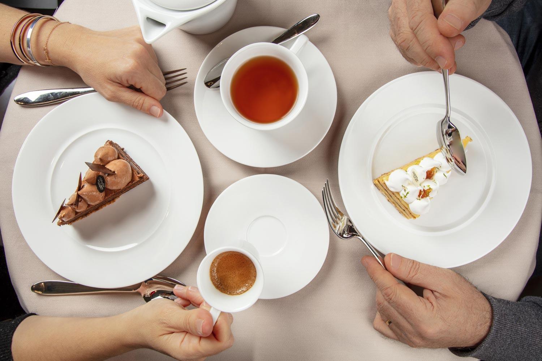 Tea time au Pilier