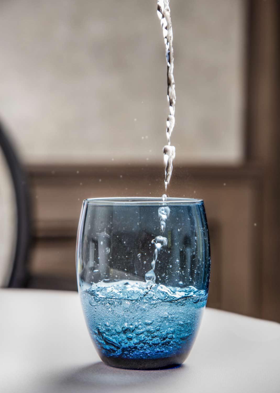 L'eau gazeuse du Pilier