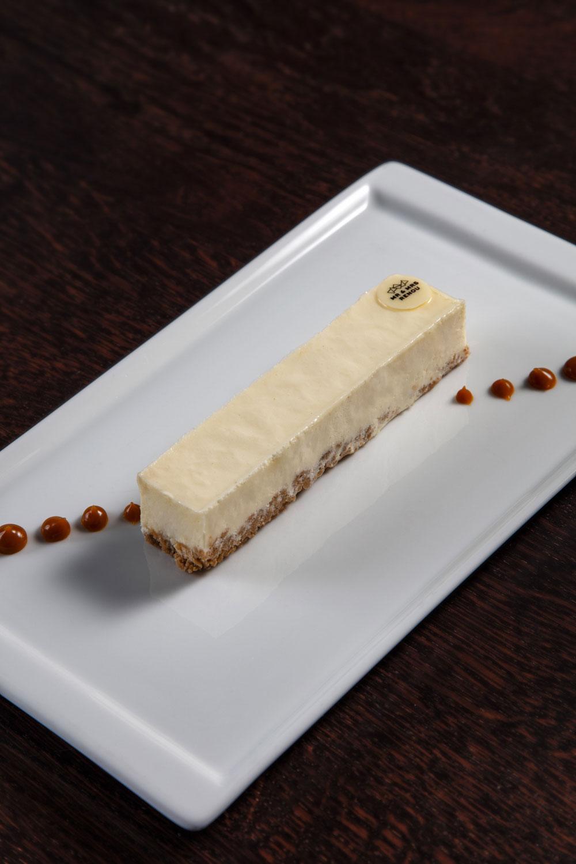 Cheesecake sauce caramel beurre salé
